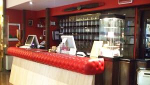 Reception Hotel Quadrifoglio