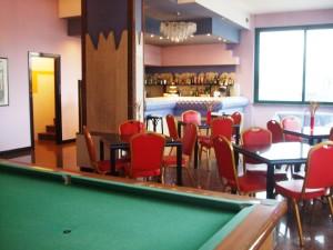 Il bar dell'Hotel Quadrifoglio